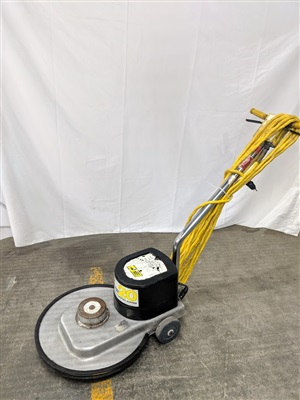 "NSS Charger 1500 20"" High Speed Floor Buffer"